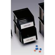"""Treston ESD Stack Bin 1525-4ESD - 5-7/8""""W x 9-13/16""""D x 5-1/8""""H - Pkg Qty 30"""