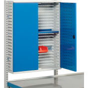 Sovella Perforated Tool Cabinet, M30, 07-Blue