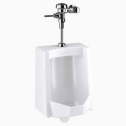 Sloan SU-1009 Standard Urinal And ROYAL 186 Flushometer, .125 GPF