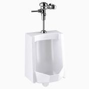 Sloan SU-1009 Standard Urinal And ROYAL 186 Flushometer, .125 GPF