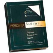 "Southworth® 100% Cotton Business Paper, 8-1/2"" x 11"", 20 lb, White, 500 Sheets/Pack"