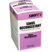 Sinus Decongestant Tablets, SWIFT 2106250