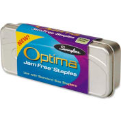 "Swingline® Optima™ Premium Staples, 1/4"" Leg Length, 210 Per Strip, 3750/Box"