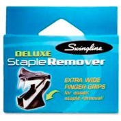 Swingline® Deluxe Staple Remover, Jaws Style, Black, 1 Each