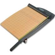 "Swingline® ClassicCut® Pro Guillotine Trimmer, 15"" Cutting Length, 15 Sheet Capacity, Oak"