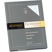 "Southworth® Parchment Specialty Paper P964CK336, 8-1/2"" x 11"", Blue, 100/Pack"