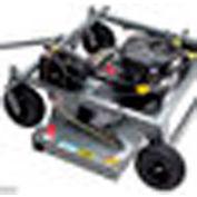 "Swisher® FC17560BS-CA 66"" Electric Start Finish Cut Trail Mower, 19 HP, CA Compliant"