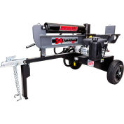 Swisher® LSER11534 11.5 HP 34 Ton Cold Weather Clutch 12V & Recoil Start Log Splitter