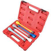 "Sunex® 1/2"" Dr. Torque Limiting Extension Set, 2450, 5-Piece, Spring Steel"