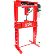 Sunex Tools 5740EP - 40 Ton Electric Shop Press - Fully Welded - Made in USA