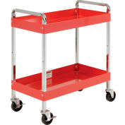 "Sunex Tools 8005SC 30"" Heavy Duty Red Multi-Purpose Service Cart"