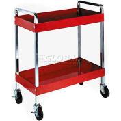 Sunex® Storage Drawer for Service Cart-Red