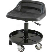 Sunex® Swivel Tractor Seat, 8514, Large Tool Tray, Height Adjustable