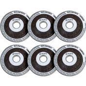 "Sunex Tools SXC606GW6 2"" Grinding Wheel, 60 Grit, 6 Pack"