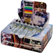 Super Lube Multi-Purpose Lubricant W/ PTFE, 1/2 oz. Tube Counter Box Display 40/Pack - 21013