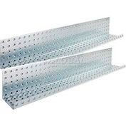 Metal Shelves - Galvanized 5 x 32 (2 pc)