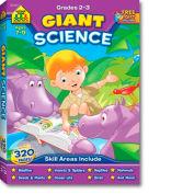 School Zone Giant Science 2-3 Workbook