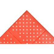 "NoTrax® T23 Multi-Mat II™ Drainage Mat 3/8"" Thick 3' x 2' Red"