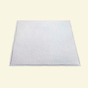 Great Lakes Tin Chicago 2' X 2' Nail-up Tin Ceiling Tile in Gloss White - T60-00