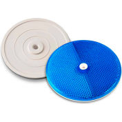 "Tapco® 102225 3-1/4"" Blue Centermount Reflector, Plastic Backplate, RT-90B"