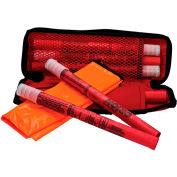 Tapco® 113172 Original Highway Road Flare Kit, 20 Minute Capacity, 6-Pack