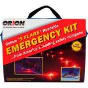 Tapco® 113178 105 Pc. Deluxe 5-Flare Roadside Emergency Kit