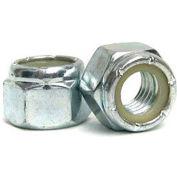 M12 x 1.75 - Nylon Insert Lock Nut - 304 Stainless Steel - DIN 985 - Pkg of 100