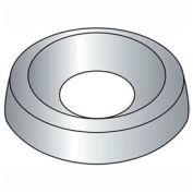 "5/16"" Countersunk Finishing Washer - .401/.378"" I.D. - Steel - Plain - Grade 2 - 100 Pk"