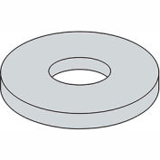 "1/4"" x 2"" Fender Washer - .285"" I.D. - .047/.08"" Thick - Steel - Zinc Plated - Grade 2 - Pkg of 100"