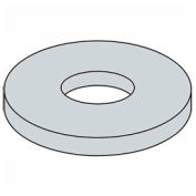 "1/2"" Fender Washer - .535"" I.D. - .047/.08"" Thick - Steel - Zinc - Grade 2 - Pkg of 100"