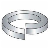 "1/4"" Split Lock Washer - .26/.252"" I.D. - .062"" Thick - Steel - Zinc - Grade 2 - Pkg of 100"