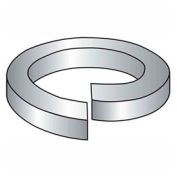 "3/8"" Split Lock Washer - .385/.377"" I.D. - .094"" Thick - Steel - Zinc - Grade 2 - Pkg of 100"