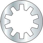 "3/4"" Internal Tooth Lock Washer - Grade 2 - Steel - Zinc - Pkg of 50"