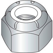 5/16-18 Nylon Insert Lock Nut - 304 Stainless Steel - UNC - Pkg of 100
