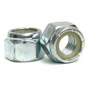 M14 x 2.0 Nylon Insert Lock Nut - Steel - Zinc - DIN 125B - Class 8.8 - Pkg of 50