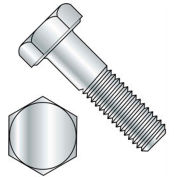 M6 x 1.0 x 80mm - Hex Head Cap Screw - 304 Stainless Steel - DIN 931/933 - Pkg of 50