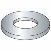 "Machinery Bushing - 3-1/2"" O.D. - 2-1/2"" I.D. - .126/.142"" Thick - Steel - Plain - Grade 2 - 25 Pk"