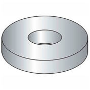 "5/16"" Flat Washer - USS - 3/8"" I.D. - .064/.104"" Thick - Steel - Zinc - Grade 2 - Pkg of 100"