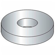 "1/4"" Flat Washer - USS - 5/16"" I.D. - .051/.08"" Thick - Steel - Plain - Grade 2 - Pkg of 100"