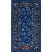 Siam Oriental Mat - Sapphire 4' x 6'
