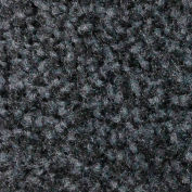 Colorstar Plush Midnight Grey 4' x 8'