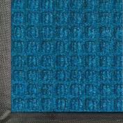 "WaterHog® Classic Entrance Mat Waffle Pattern 3/8"" Thick 6 x 8' Blue"