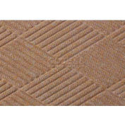 Waterhog Classic Diamond Mat - Med Brown 6' x 6'