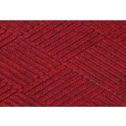 WaterHog™ Classic Diamond Mat, Red/Black 4' x 16'