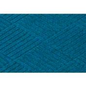 "WaterHog® Classic Diamond Mat 3/8"" Thick 6' x 16' Medium Blue"
