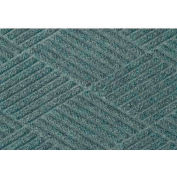 Waterhog Classic Diamond Mat - Bluestone 3' x 8'