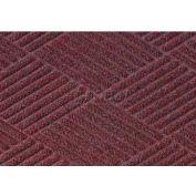 Waterhog Classic Diamond Mat - Bordeaux 4' x 6'