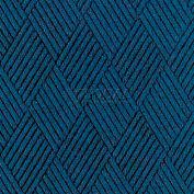 """Waterhog Classic Carpet Tile 21661716000, Diamond, 18""""L X 18""""W X 7/16""""H, Navy, 10-PK"""