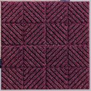 """Waterhog Classic Carpet Tile 2195814000, Diagonal, 18""""L X 18""""W X 1/4""""H, Bluestone, 12-PK"""