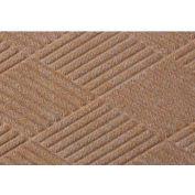 Waterhog Fashion Diamond Mat - Med Brown 6' x 6'
